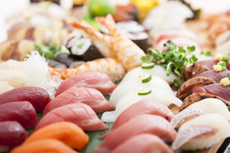 回転寿司 海鮮三崎港の画像