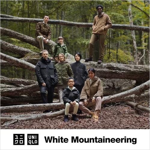 初コラボレーション UNIQLO and White Mountaineering