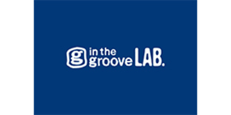 in the groove LAB.のロゴ画像