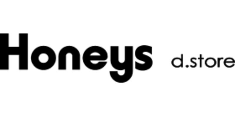 Honeys d.storeのロゴ画像