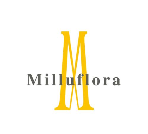 ミルフローラのロゴ画像