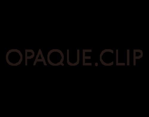 OPAQUE.CLIPのロゴ画像